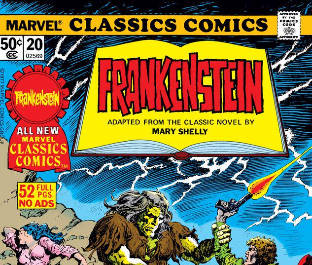 Marvel Classics Comics Series Featuring #20