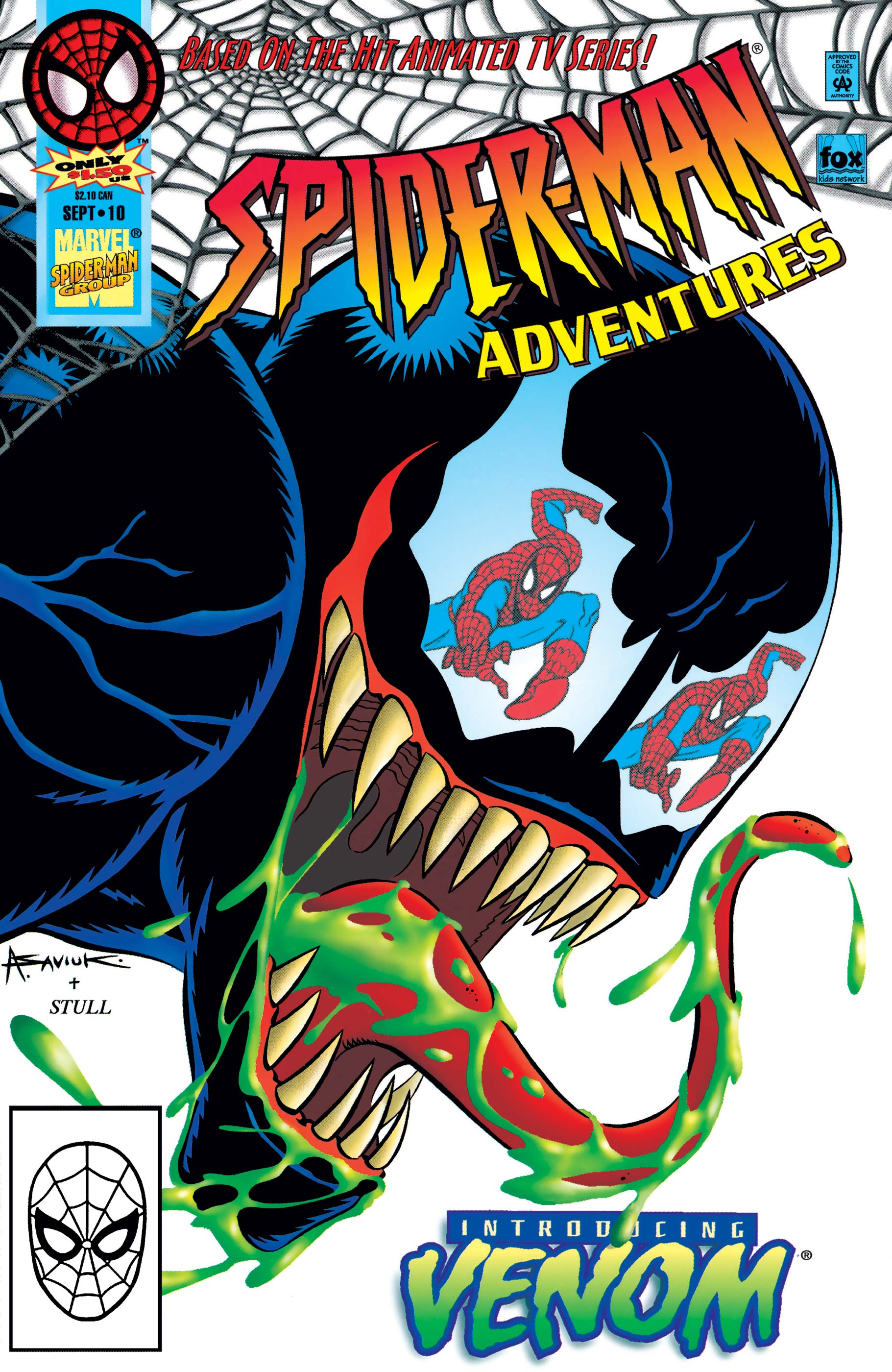 Spider-Man Adventures (1994) #10