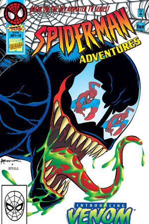 Spider-Man Adventures #10