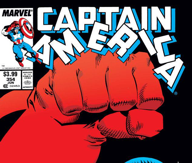 CAPTAIN AMERICA 354 FACSIMILE EDITION #1