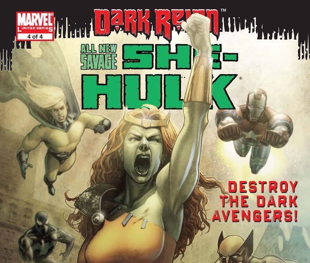 All-New Savage She-Hulk #4