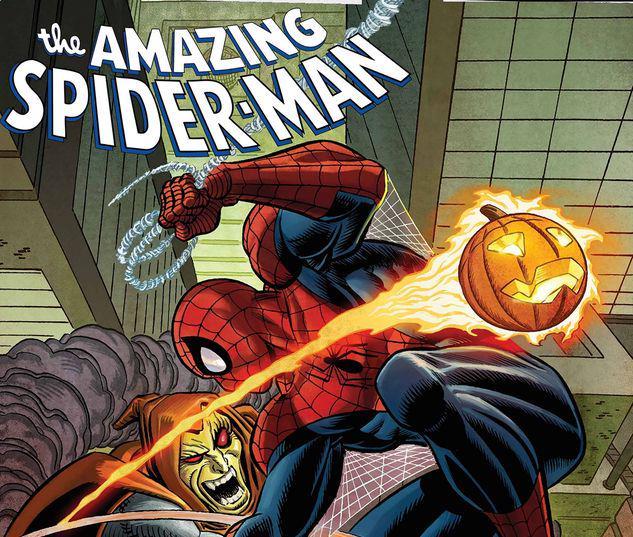 SPIDER-MAN BY ROGER STERN OMNIBUS HC ROMITA SPIDER-MAN VS. HOBGOBLIN COVER [NEW PRINTING] #1