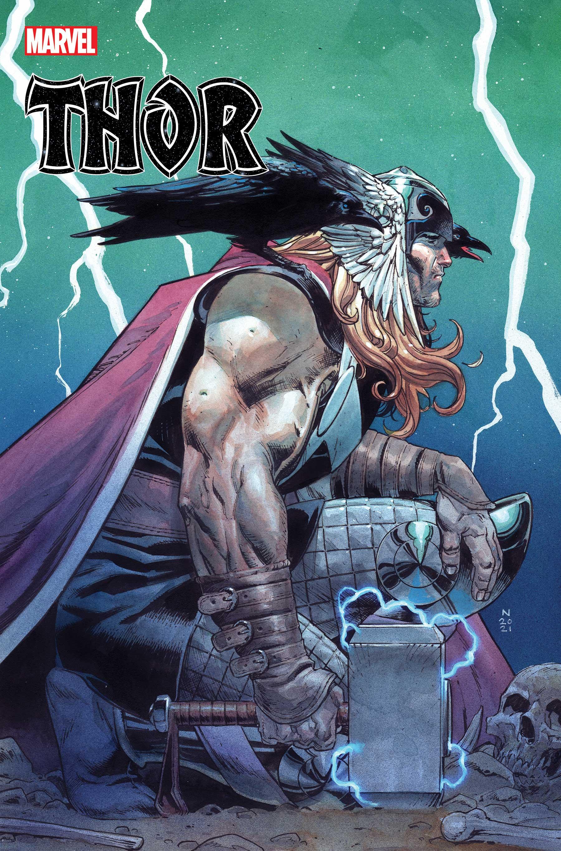 Thor (2020) #15 (Variant)