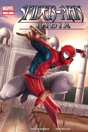 Spider-Man: India #2
