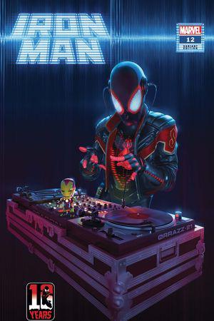Iron Man #12  (Variant)