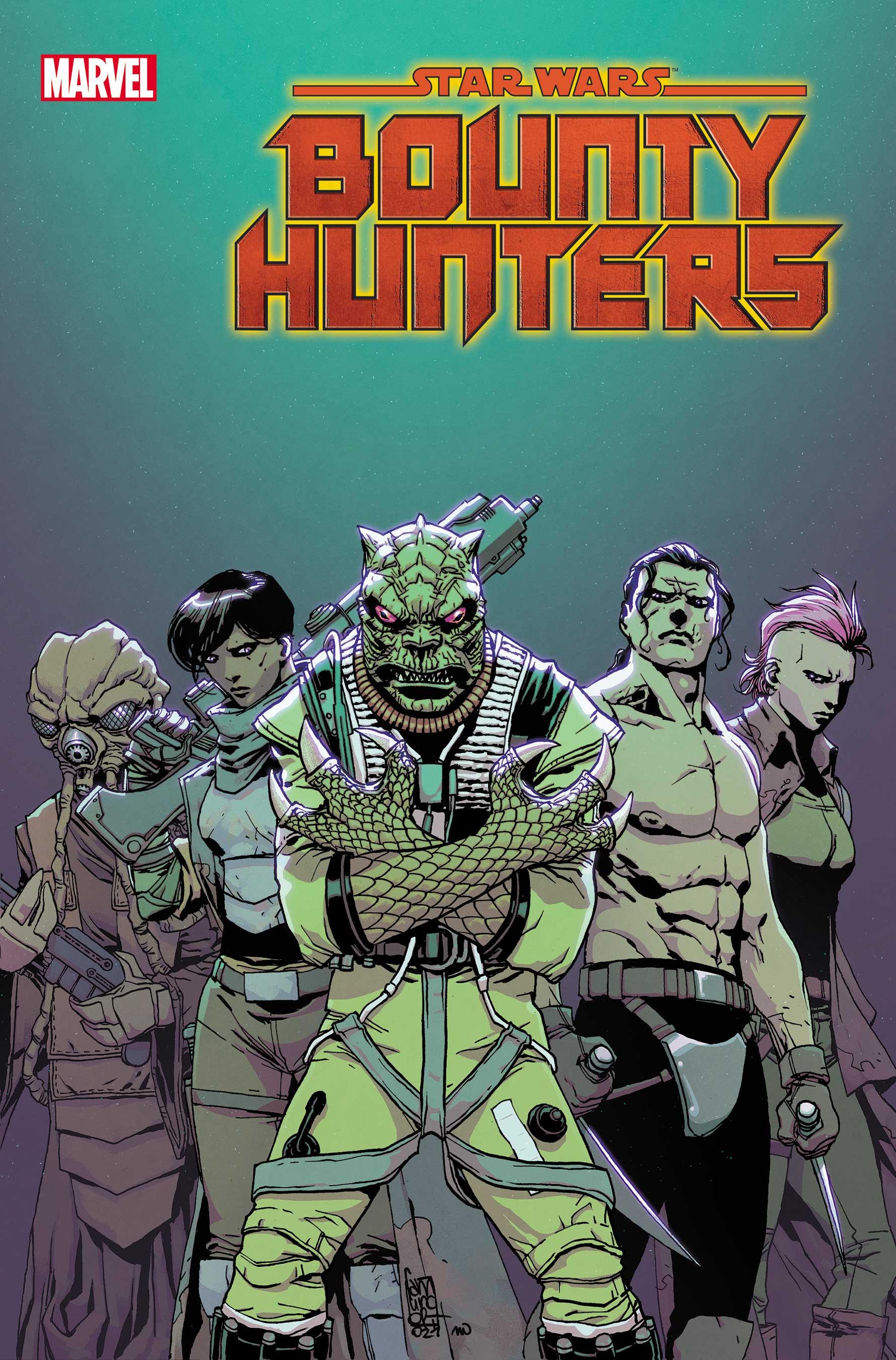 Star Wars: Bounty Hunters (2020) #18