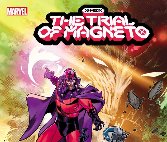 X-Men: The Trial of Magneto #4
