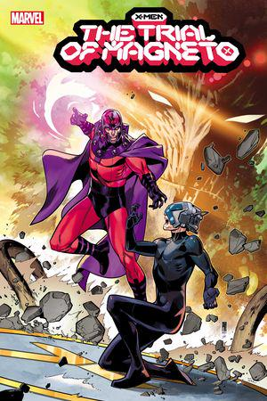 X-Men: The Trial of Magneto (2021) #4 (Variant)