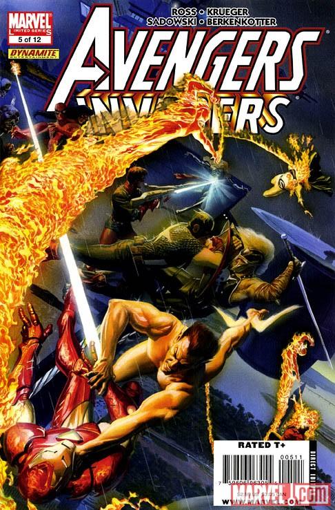 Avengers/Invaders (2008) #5