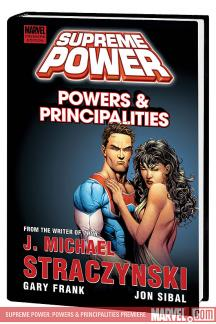 Supreme Power: Powers & Principalities (Hardcover)
