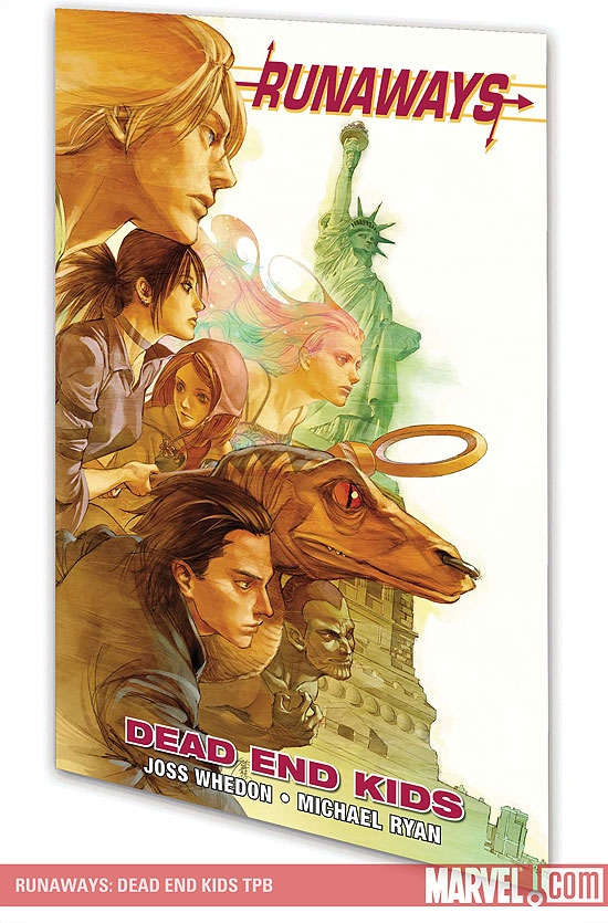Runaways: Dead End Kids (Trade Paperback)