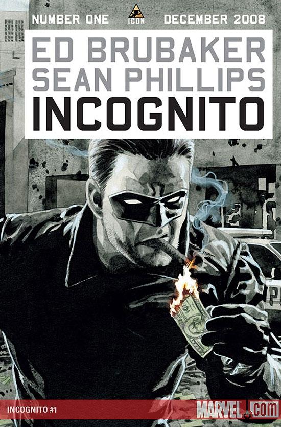 Incognito (2008) #1