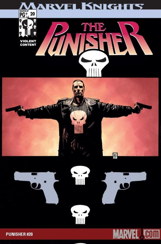 Punisher (2001) #20