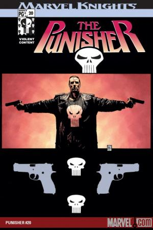 Punisher (2001) #20