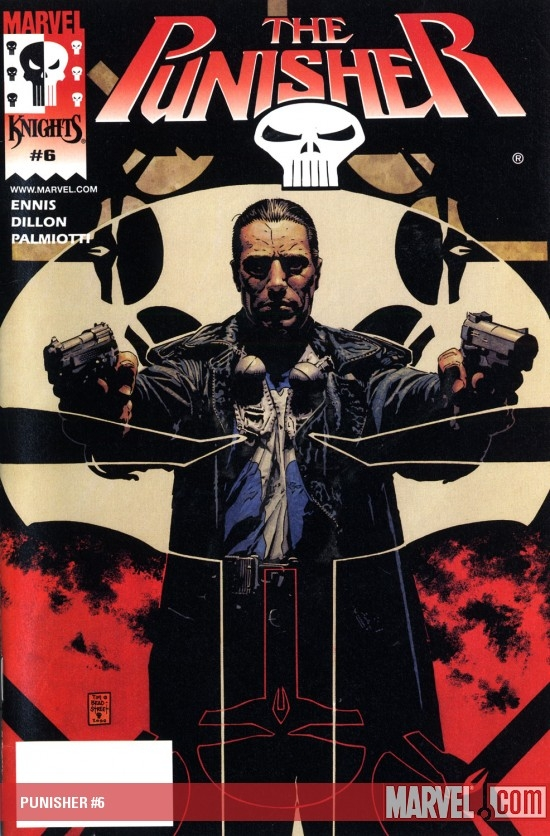 Punisher (2000) #6