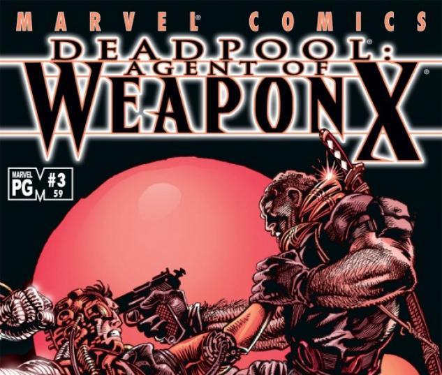 DEADPOOL #59 COVER
