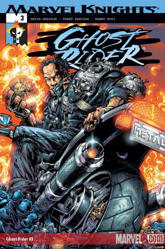 Ghost Rider (2001) #3