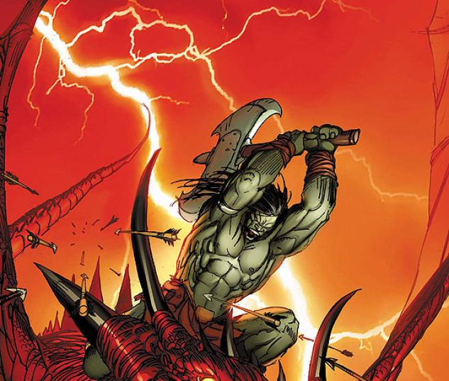 SKAAR: SON OF HULK #2