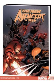 New Avengers Vol. 2 (Hardcover)