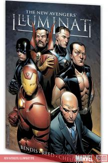 New Avengers: Illuminati (Trade Paperback)