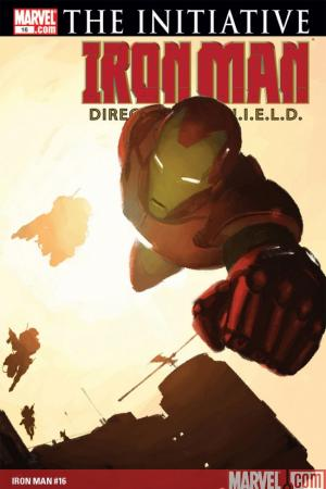 The Invincible Iron Man #16
