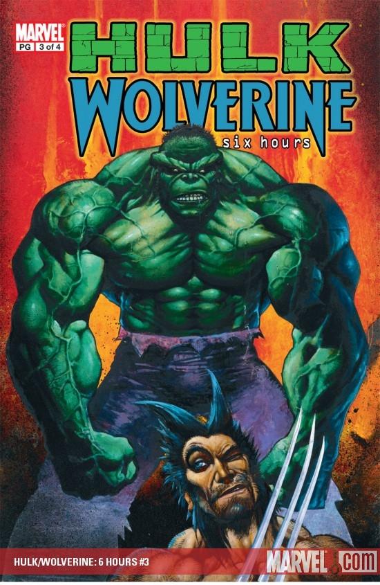 Hulk/Wolverine: Six Hours (2003) #3