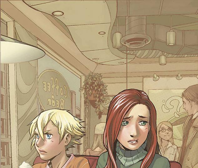 MARY JANE: HOMECOMING (2007) #2 COVER