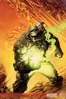 Thunderbolts #114  (Clayton Crain Variant)