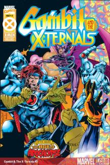 Gambit and the X-Ternals #3