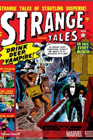 Strange Tales (1951) #9