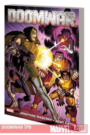 Doomwar (Trade Paperback)
