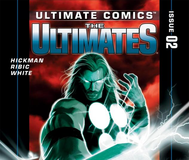 Ultimate Comics Ultimates (2011) #2 Cover