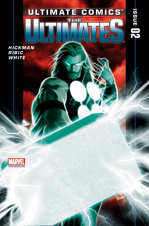 Ultimate Comics Ultimates (2011) #2