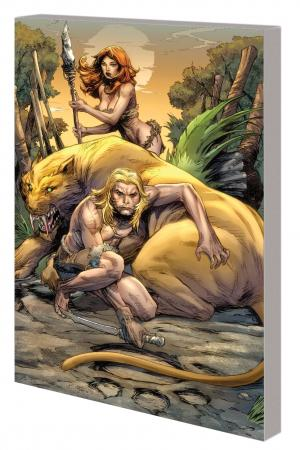 Ka-Zar: The Burning Season (Trade Paperback)