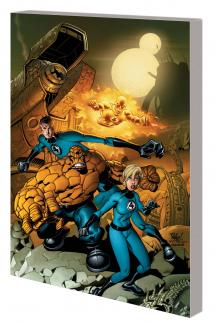 Fantastic Four by Waid & Wieringo Ultimate Collection Book 4 (Trade Paperback)