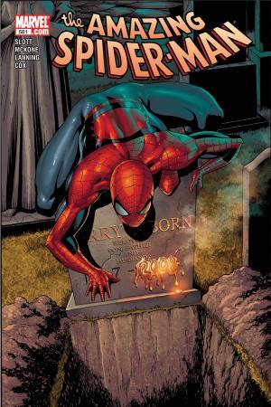 Amazing Spider-Man (1999) #581