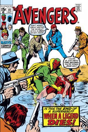 Avengers (1963) #81