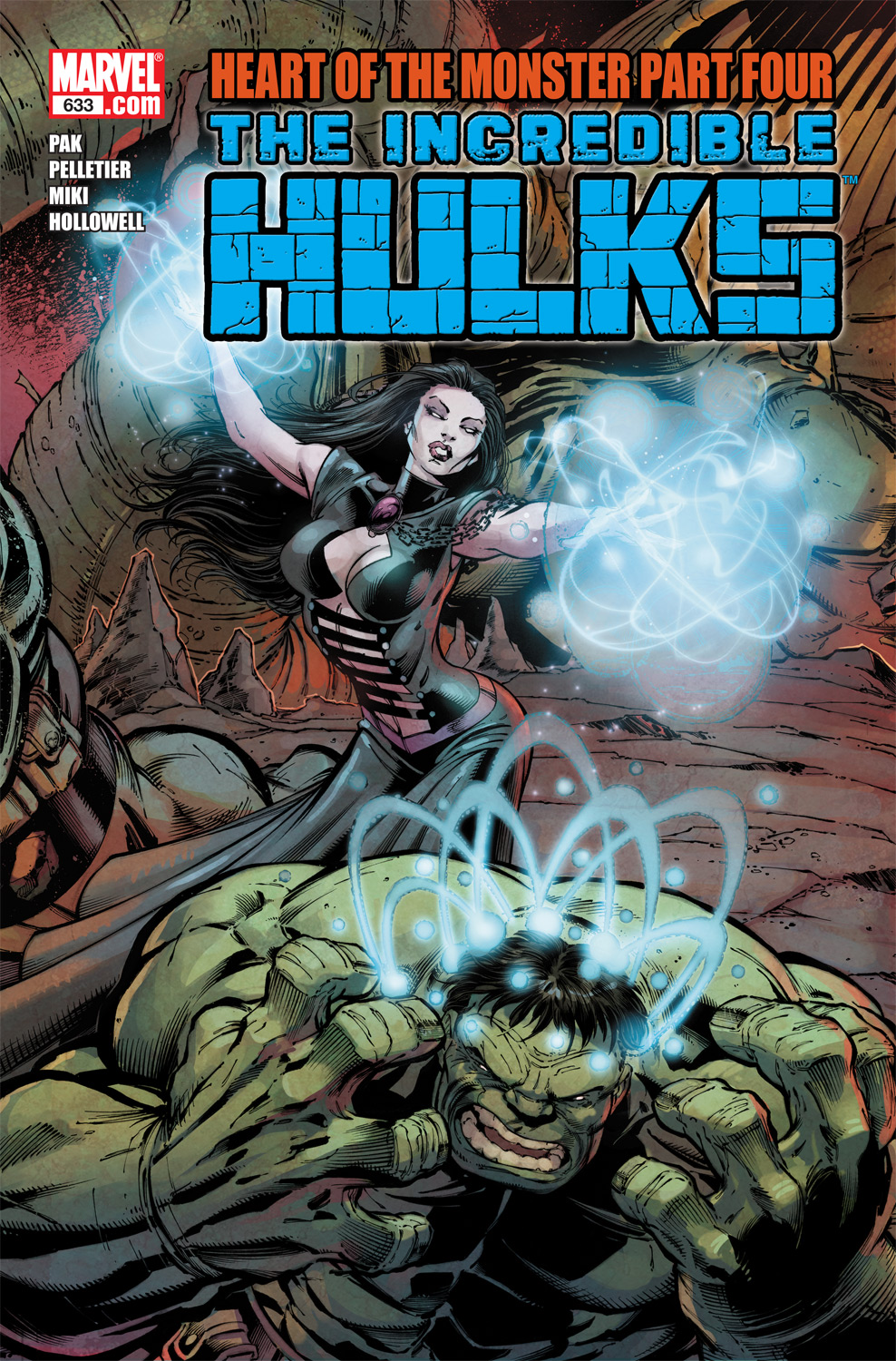 Incredible Hulks (2010) #633