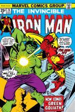 Iron Man (1968) #76 cover