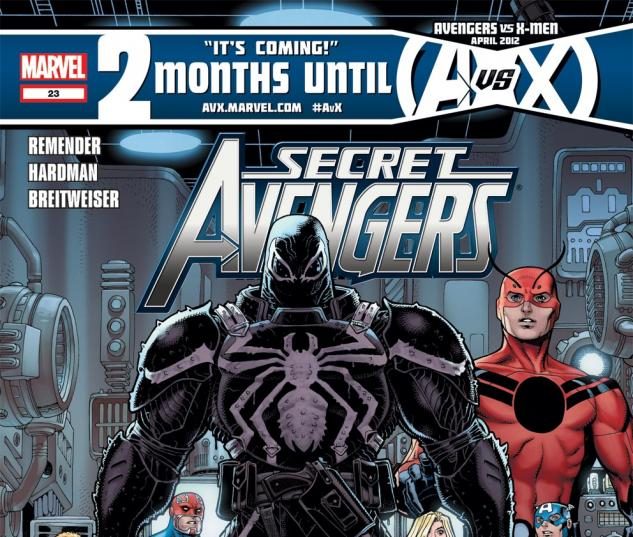 Secret Avengers (2010) #23