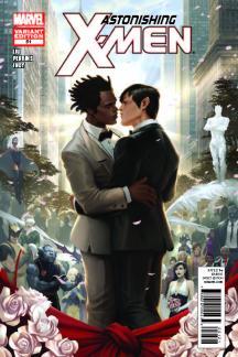 Astonishing X-Men (2004) #51 (Djurdjevic Variant)
