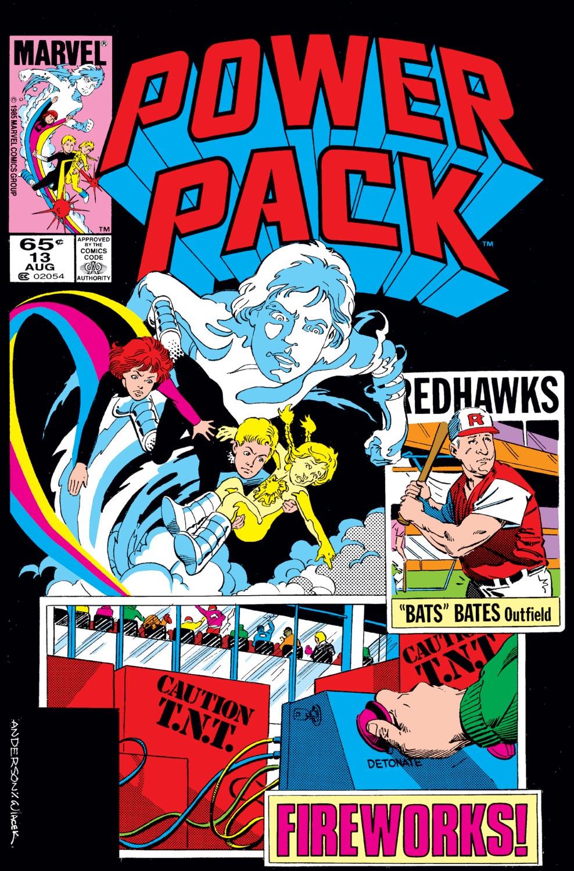 Power Pack (1984) #13