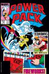 Power Pack (1984) #13 Cover