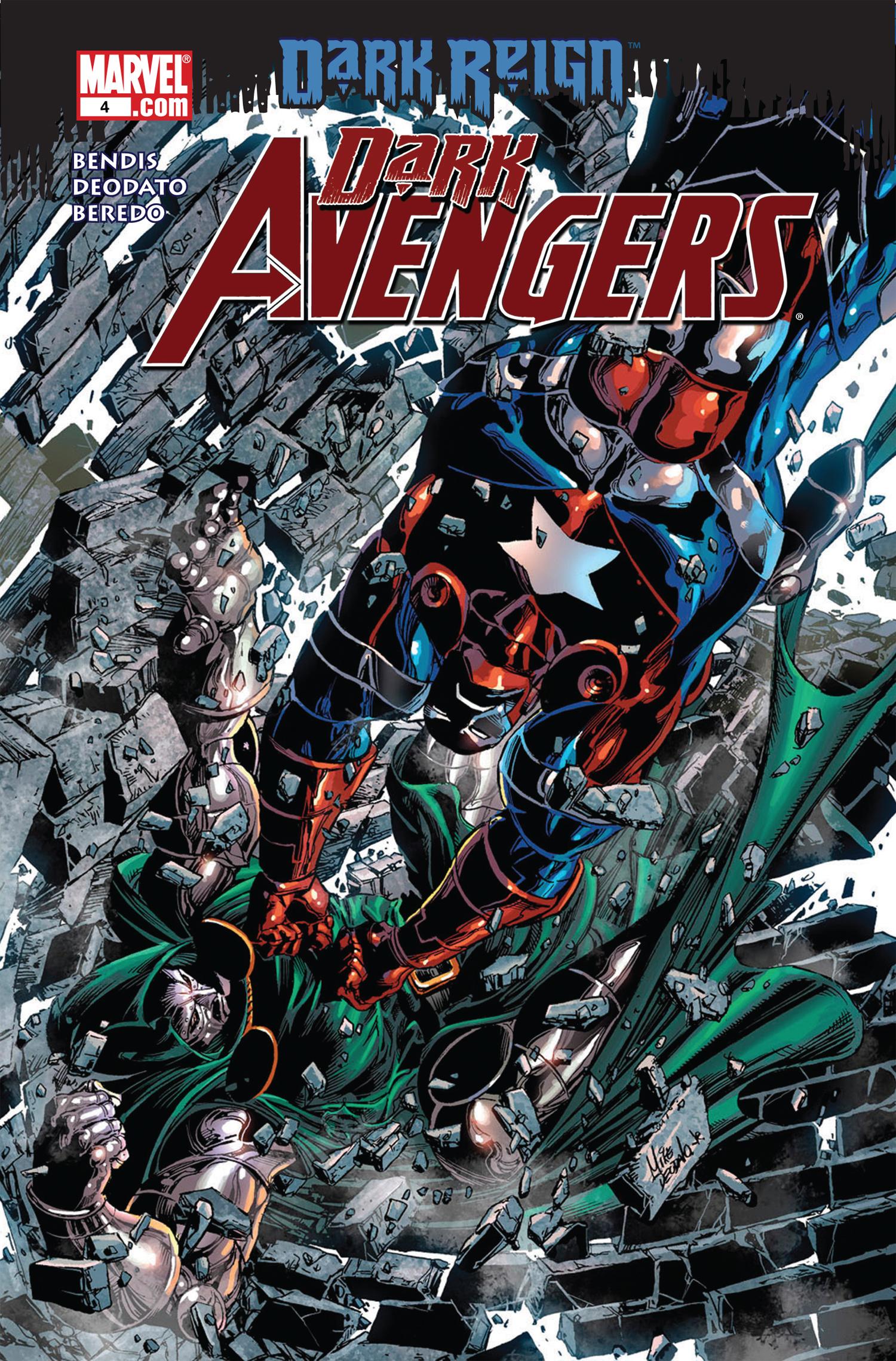 Dark Avengers (2009) #4