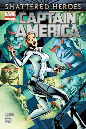 Captain America (2011) #9
