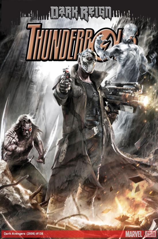 Thunderbolts (2006) #138
