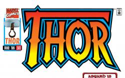 Cover for Thor (1966) #501
