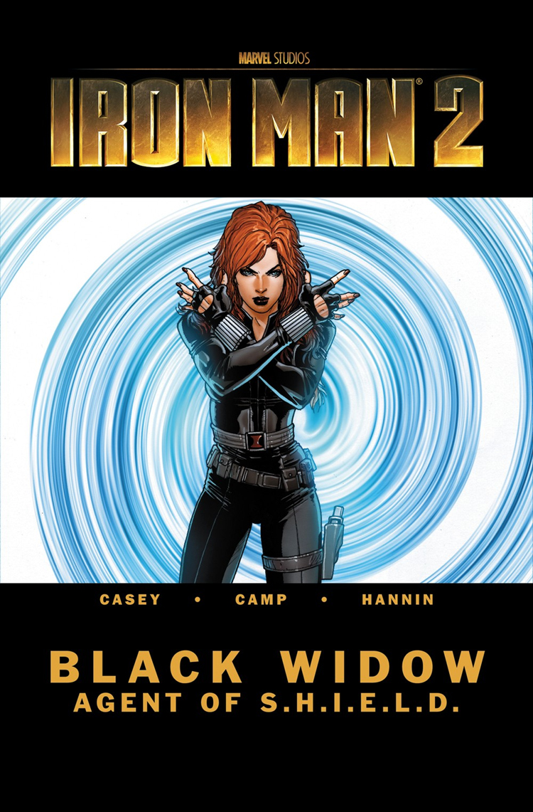 Iron Man 2- Black Widow: Agent of S.H.I.E.L.D. (2010) #1