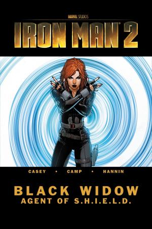 Iron Man 2- Black Widow: Agent of S.H.I.E.L.D. #1