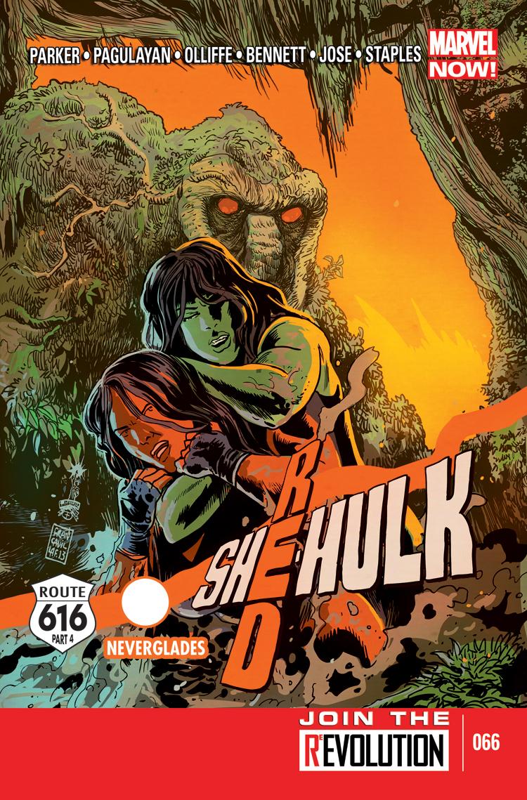 Red She-Hulk (2012) #66